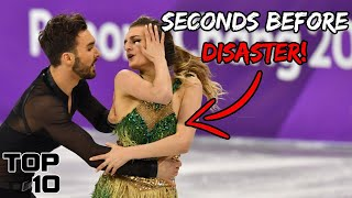 Top 10 Olympic Wardrobe Malfunctions