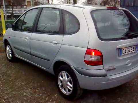 2002 Renault Scenic 1.9 D