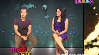 TANMOY SAADHAK I Exclusive I Full Official Interview for JUST FOR YOU I DHOOM MUSIC