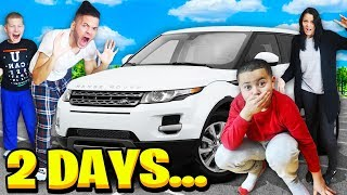 LAST To Leave Car WINS $20,000 - Challenge! (SUPER HARD) MR BEAST TYPE CHALLENGE!!