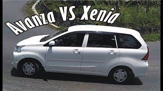 Lihat Ketangguhan Avanza VS Xenia di Jalur Menanjak Pegunungan