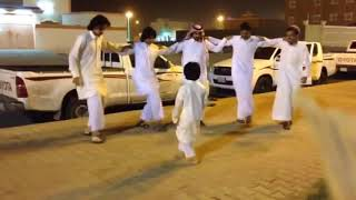 رقص سعودي رقص حماسي