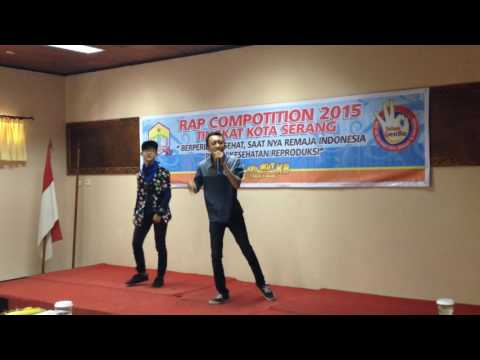 JPS STAR - No Drugs No Free Sex ( RAP Competition BKKBN Tingkat Kota Serang )2015