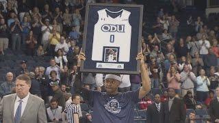 ODU tops Western Kentucky 67-53 on Senior Night
