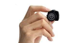 The World's Smallest HD Camcorder / Camera Review : Y2000 ( Useful Or Gimmick? )
