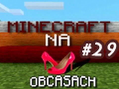 Minecraft na obcasach 29 Pokój maga