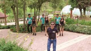 WALTER GARCIA EL BAILE DEL CHACA CHACA  (video oficial)