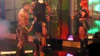 Siniestro - El Luchador