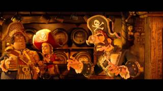 The Pirates! Band Of Misfits - Trailer