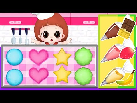 Xxx Mp4 Baby Doli Cookie Cooking And Play Doh Baby Doll Kitchen Play 3gp Sex