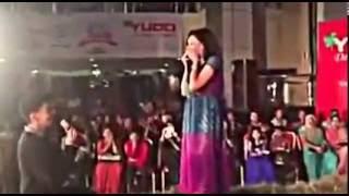 Salman Propose Sabila Nur in Public part 1