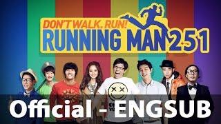 Running Man Episode 251 ENGSUB (Full Screen + Full HD) - 런닝맨 251회