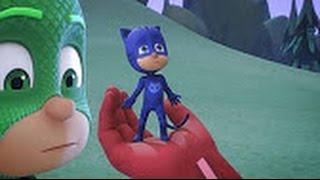 PJ Masks Full Episodes - 41 & 42 Catboy Squared / Gekko's Super Gekko Sense - Cartoons for Children