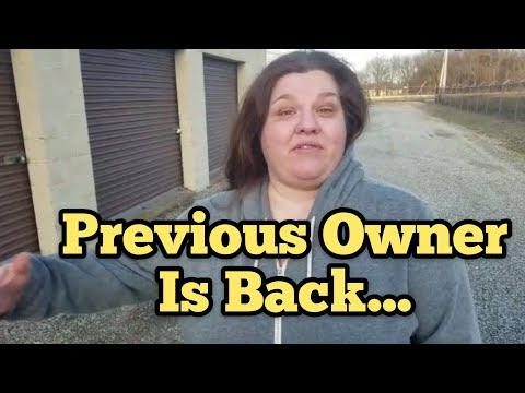 Old Storage Unit Owner Tries To Buy Back Her Abandoned Storage Unit At Locker Auction Storage Wars