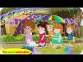 Download Video TIK TIK TIK BUNYI HUJAN | Bersama Diva | Lagu Anak Indonesia | Kastari Animation Official 3GP MP4 FLV
