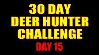 Skyrim Walkthrough: Hardcore Rambo Survival Mode Challenge - Day 15, Wild Journey Back to Whiterun