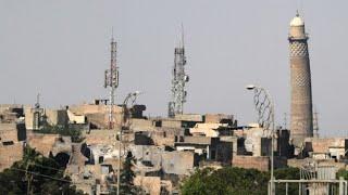 القوات العراقية تعلن سيطرتها على جامع النوري الكبير ومنارة الحدباء في الموصل