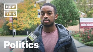 Potential Voter Suppression in Georgia in the 2018 Midterms | NowThis