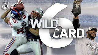 The Wild Card Teams that Defied the Odds and Won the Super Bowl | NFL Vault Stories