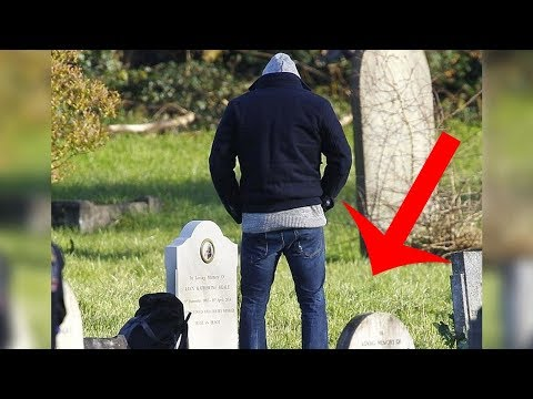 Xxx Mp4 Mother Couldn T Understand Why Her Son S Grave Was So Green And Then Cried When She Found Out Why 3gp Sex