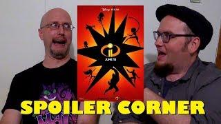 Incredibles 2 - Spoiler Corner