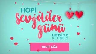 #AşıkHopili! Sevgiliye en güzel sürpriz, Hopi Sevgililer Günü Hediye Rehberi'nde! ♥