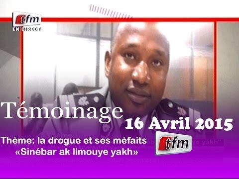 Reportage sur le fléau de la drogue au Sénégal Les révélations de la Douane