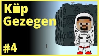 Aya Gittim ! - Küp Gezegen Survival - Minecraft Harita - Bölüm 4