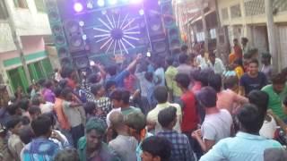 Semari bazaar Durga puja dj RAJAN