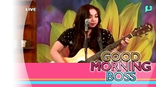 [Good Morning Boss] Performing live: Barbara from Persephone [09|30|15]