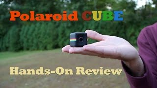 Review: Polaroid CUBE Mini Lifestyle Action Video Camera