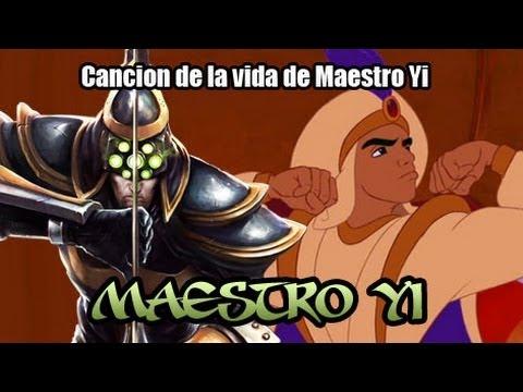 Xxx Mp4 Canción Del Maestro Yi Parodia League Of Legends 3gp Sex