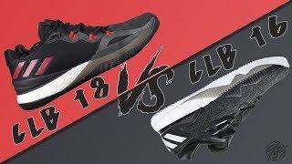 Adidas CrazyLight Boost 2018 vs CrazyLight Boost 2016!