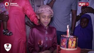 Usiku wa Birthday ya mtoto wa Alikiba 'Kiba Junior'