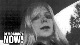 Chelsea Manning Faces Indefinite Solitary Confinement & Extra Prison Time After Suicide Attempt