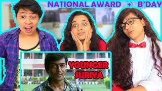 Vaaranam Aayiram Trailer | Suriya's Birthday Special | ASKD Reaction