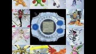 Digimon Tri: All Evolution (Including: Ova 2 & Ova 3)