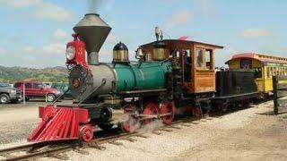 Rob Rossi's 3 Foot Gauge Pacific Coast Railroad