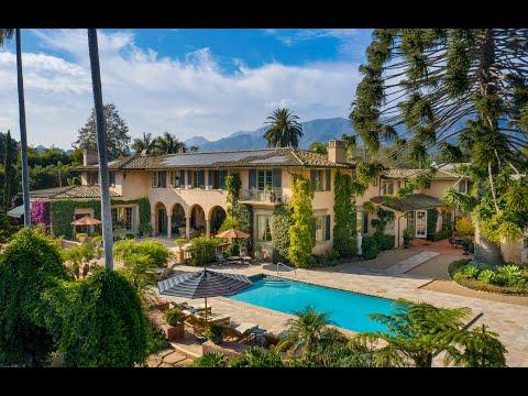Di Prizito & Rey 1505 Monte Vista Montecito CA