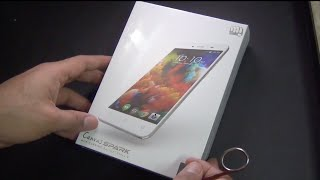 Micromax Canvas Spark Q380 Unboxing And Hands On