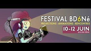 Festival BD6Né 2016 - Compte-Rendu
