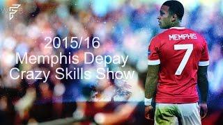 2015/16 Memphis Depay: Crazy Skills/Goals Show! HD