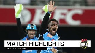 Defending champs strike first in new season | KFC BBL|08
