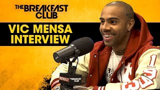 Vic Mensa Talks New Album