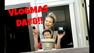 Get Ready With Us!! VLOGMAS DAY8!!