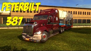 Peterbilt 387 | Mod Review | Euro Truck Simulator 2