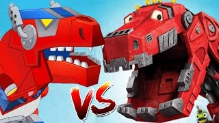 Transformers Rescue Bots: Disaster Dash Dinosaurs Vs DINOTRUX: Trux It Up Full Gameplay HD