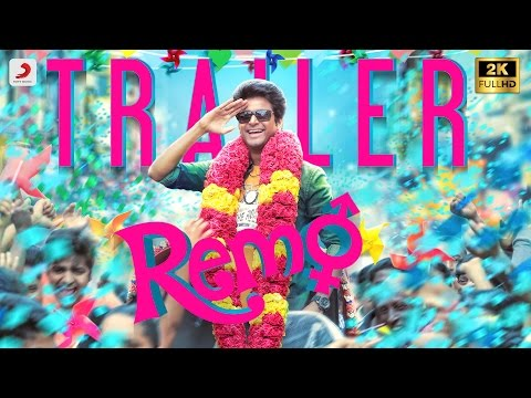 Xxx Mp4 Remo Official Tamil Trailer Sivakarthikeyan Keerthi Suresh Anirudh Ravichander 3gp Sex