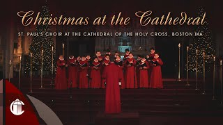 'I Sing of a Maiden' | The Choir of St Paul's