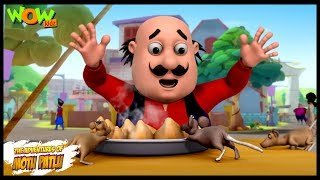 Khatrey Ki Ghanti - Motu Patlu in Hindi